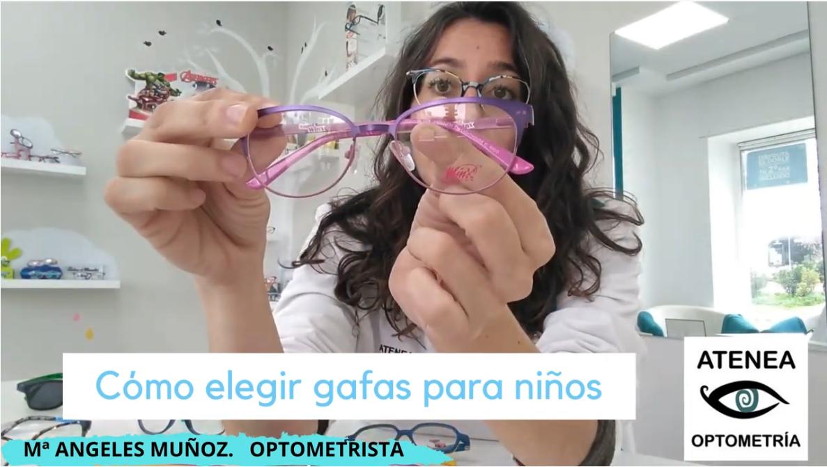 Gafas para niños en Rivas