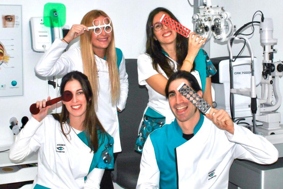 Terapia Visual Optica Atenea